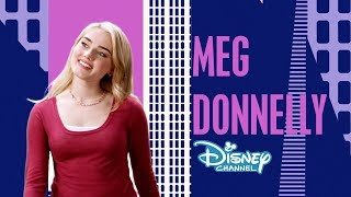 meg donnelly singing