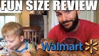 Fun Size Review: Walmart's Strawberry Muffins w/ Vanilla Cream Filling