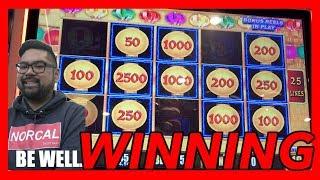 ⚡️  LIGHTNING LINK  ⚡️DRAGON LINK BONUS TIME @ Graton Casino | NorCal Slot Guy