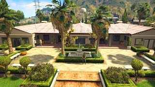 GTA 5 - Martin Madrazo's Safehouse! [Mod Showcase]