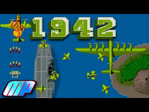 1942 (Arcade) Playthrough Longplay Retro Game