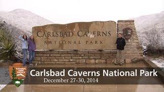 Carlsbad Caverns National Park Highlights