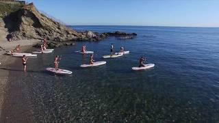 Les Criques de Porteils — Accès plage