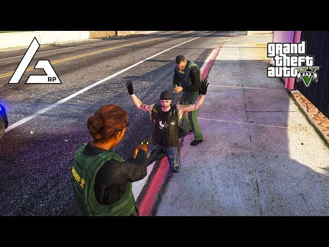 GTA 5 Roleplay - ARP - #95 - Be Quick or Be Tazed. thumbnail