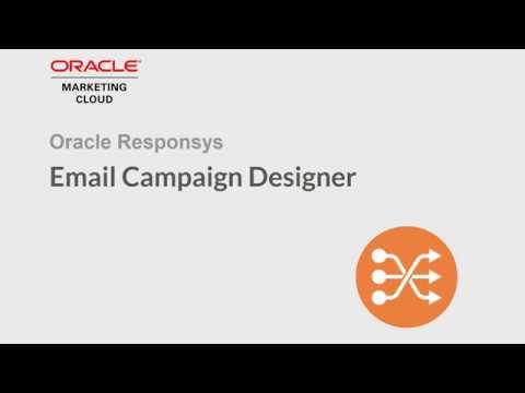 Oracle Responsys -
