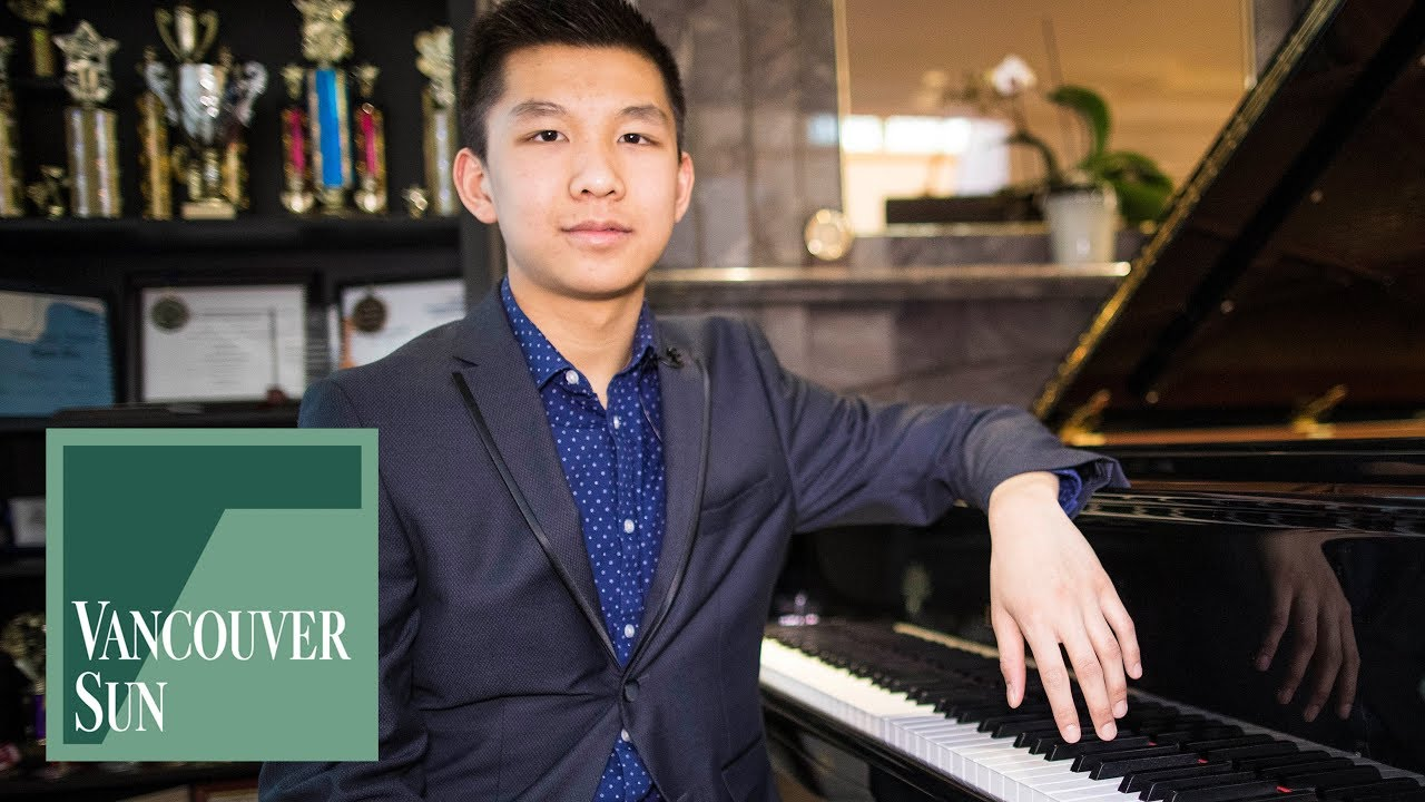 Vancouver piano prodigy off to Texas to take on the world's teenage