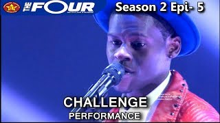 "Ronnie Smith Jr sings ""Let Me Love You""  The Four Season 2 Ep. 5 S2E5"