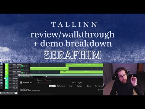 "Orchestral Tools Tallinn - Review/Walkthrough + Demo Breakdown ""Seraphim"""