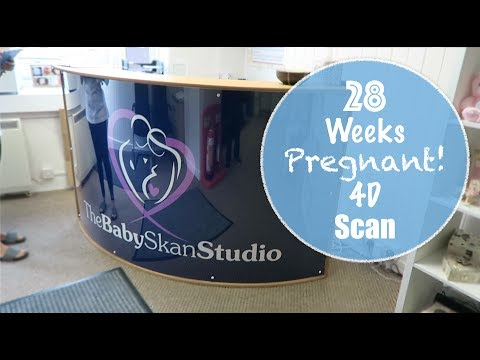 8 weeks pregnant dating scan