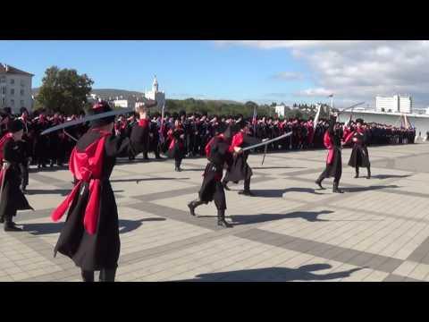 казаки Геленджика. 320 годовщина образования Кубанского Казачьего Войска