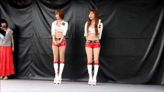 2013/6/30(日) 全日本ロードレース選手権 筑波サーキット キャンギャ...