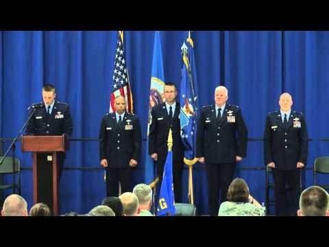 2016 133rd Airlift Wing Change of Command
