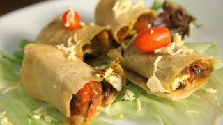Cottage Cheese Wrap (paneer Roll) By Rashmi