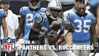 Josh Norman Grabs a Huge Pick Six Off Jameis Winston! | Panthers vs. Buccaneers | NFL