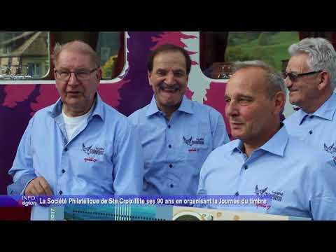 La Société Philatélique de Ste Croix fête ses 90 ans en organisant la Journée du timbre