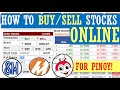 How to buy and sell stocks in Philippine Stock Market for beginners