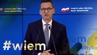 Koronawirus w Polsce. Plan wsparcia dla przedsiębiorców | Konferencja premiera