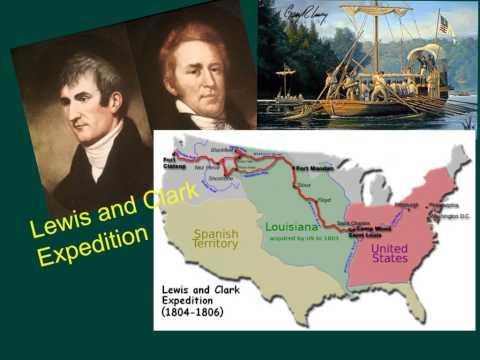 9.2 Westward Expansion