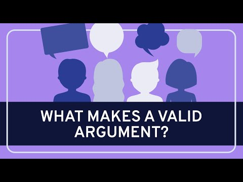 CRITICAL THINKING - Fundamentals: Validity [HD]