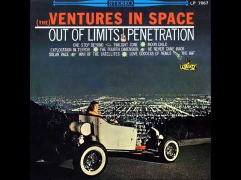 The Ventures In Space- Out Of Limits penetrations (Full Album)