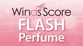 WSJ-16-016 FLASH/Perfume(吹奏楽J-POP)