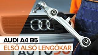 Audi A4 B5 Sedan karbantartás - videó útmutatók