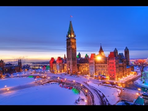Top Attractions And Places In Ottawa Canada Best Places To Visit Youtube