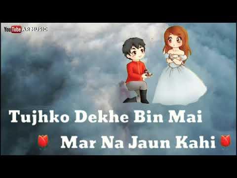 Roke Na Ruke Naina Cartoon Whatsapp Status Video Cartoon Sad Whatsapp Status Video