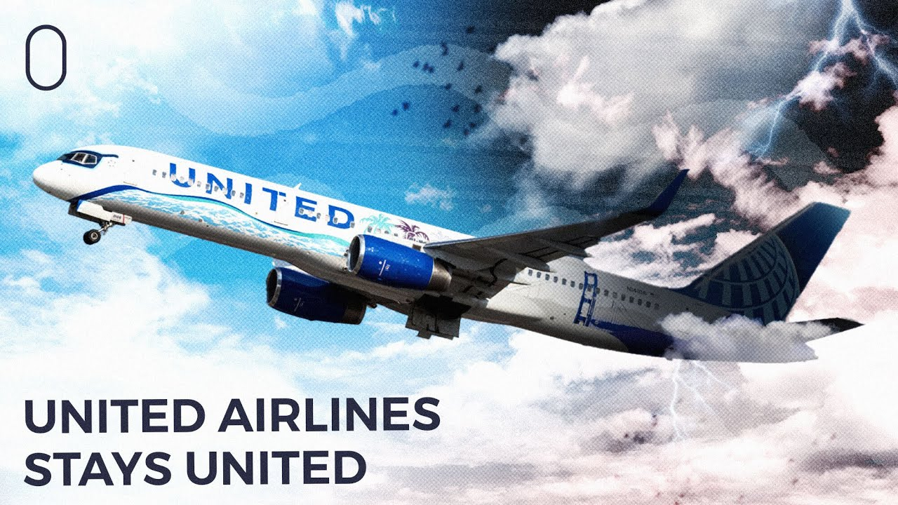 The US Airline Fleet That Made It Out Intact: United Airlines