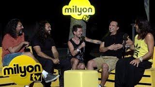 Çelik, Ogün Sanlısoy, Metin Türkcan ve Umut Kuzey Röportajı @ Zeytinli Rock Festivali 2018