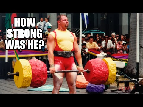 Magnus Ver Magnusson, How Strong Was He?  Strongest Man Ever?