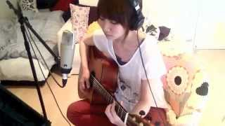 I Like It / DeBarge (acoustic cover by hitomi)