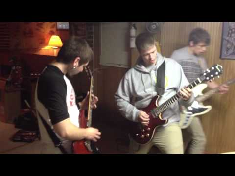 Homeward - Good Form Peter (Clip from Eric's Basement, Ilion, NY - December 14, 2011)