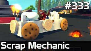 Scrap Mechanic Po Polsku [#333] CIASTECZKOWE Auto / Wyścig GTA