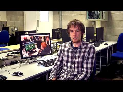 Padraig O Connor student of Computing with  Games Design & Development @ LIT