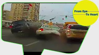 Car Crash) very Shock dash camera 2018 NEW By Top Speed Motor HD (1219) HD