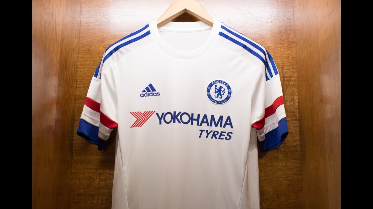 pretty nice cc937 75c6f Chelsea 2015/16 Away Jersey Review