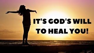 Powerful Healing Scriptures: God's Word Heals You