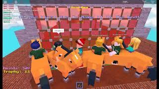 Minecraft Minigames! Roblox games #2