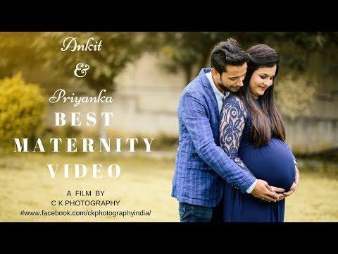 Best Maternity video shoot 2018_Ankit_Priyanka_CKPhotographyIndia_All we know