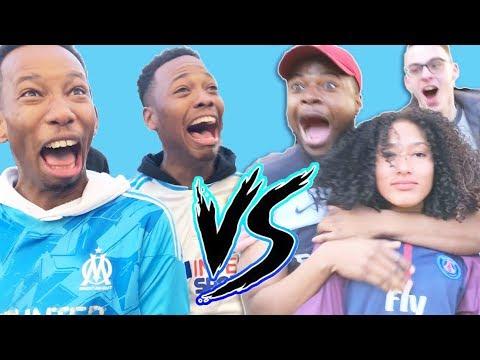LE BATTLE PSG VS OM - JUNIOR TV LIFE