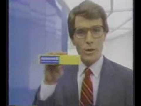 Bryan Cranston Preparation H Commercial 1980s