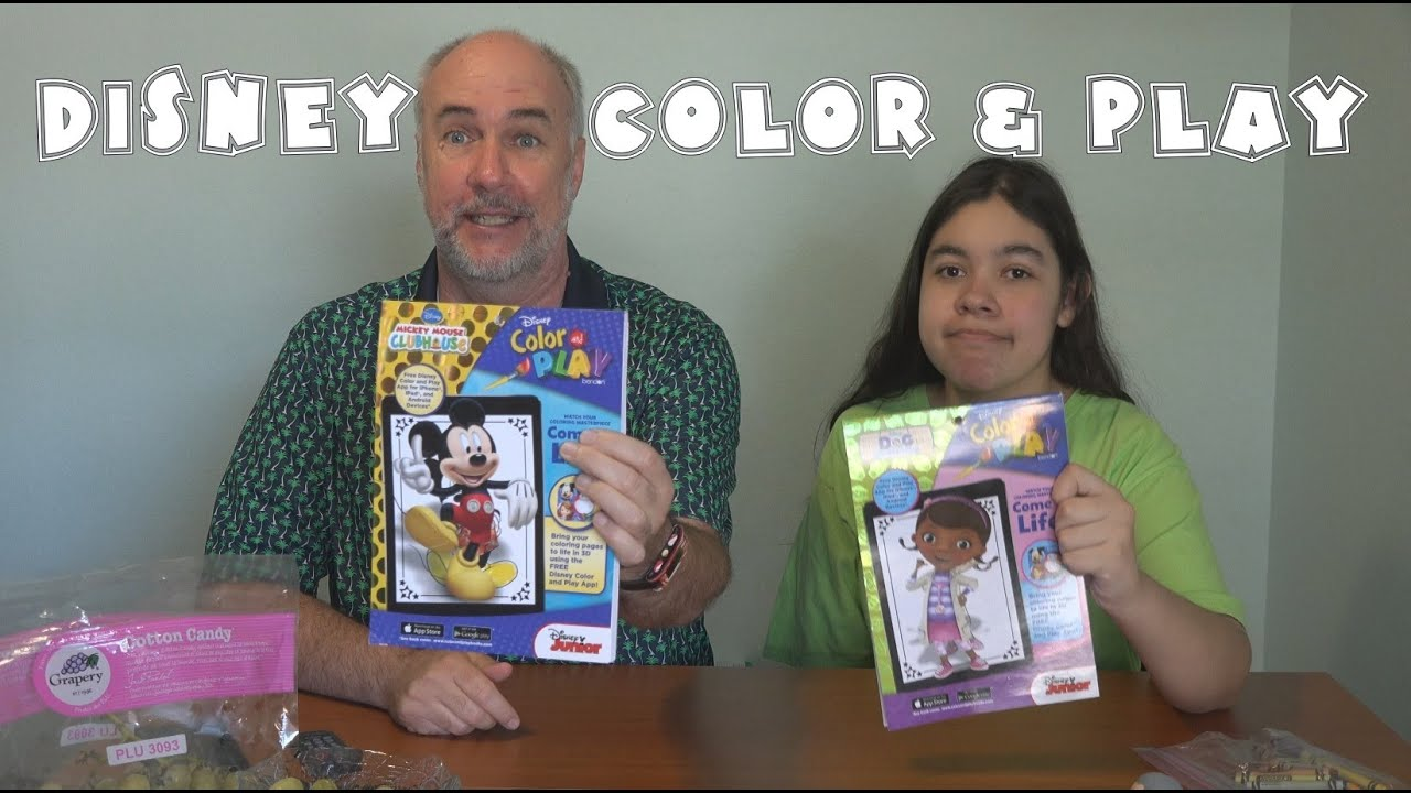 Disney Color And Play Review