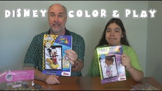 Disney Color and Play Review | RainyDayDreamers