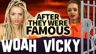 WOAH VICKY | AFTER They Were Famous | Money Counter