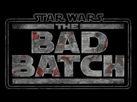 LEGO Star Wars The Bad Batch Trailer