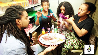 New Ethiopian Comedy 'SNAP CHAT ME THAT INJERA'
