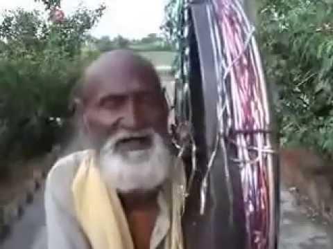 Waqt Hai Aakhri Saans Hai Aakhri | Beautiful Ghazal By old Man