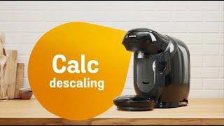 TASSIMO STYLE - How to descale…