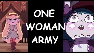 One Woman Army: Star vs. The Forces of Evil AMV